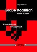Grosse Koalition  kleine Schritte PDF