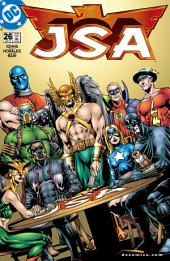 JSA (1999-) #26