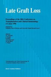 Late Graft Loss: Proceedings of the 28th Conference on Transplantation and Clinical Immunology, 3–5 June, 1996