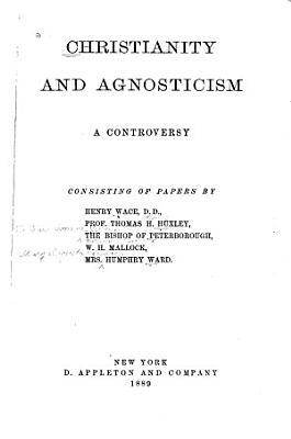 Christianity and Agnosticism