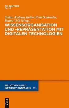 Wissensorganisation und  repr  sentation mit digitalen Technologien PDF
