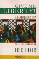 Give Me Liberty!: From 1865