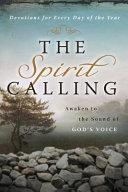 The Spirit Calling PDF