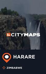 City Maps Harare Zimbabwe