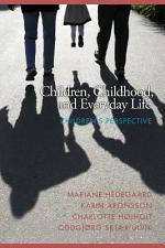 Children, Childhood and Everyday Life