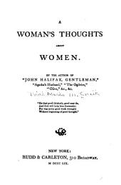 A woman's thoughts about women