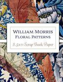 William Morris Floral Patterns