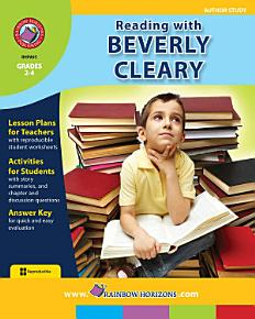 Reading with Beverly Cleary  Author Study  Gr  2 4 PDF