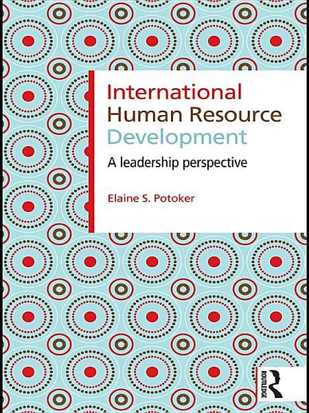 Download International Human Resource Development Book