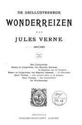 De geïllustreerde wonderreizen van Jules Verne: Volume 7
