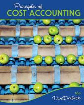 Principles of Cost Accounting: Edition 16