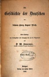 Die Geschichte der Deutschen: Band 1