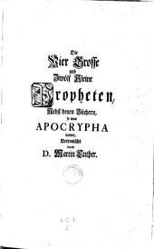 Biblia, das ist die gantze heilige Schrifft ... von Martin Luther ... übersetzt (etc.) Mit Kupfer-Bildnissen: Band 2