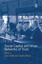 Social Capital and Urban Networks of Trust PDF