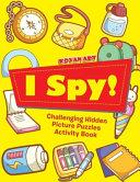I SPY Activity Book PDF