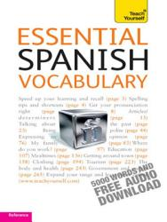 Essential Spanish Vocabulary Teach Yourself Book PDF