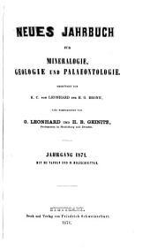 NEUES JAHRBUCH FOR MINERALOGIE, GEOLOGIE UND PALAEONTOLOGIE