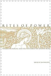 Rites of Power Book