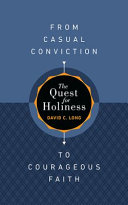 The Quest for Holiness Book