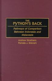 The Python's Back: Pathways of Comparison Between Indonesia and Melanesia
