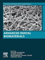 Advanced Dental Biomaterials PDF