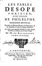 Les fables d'Esope: avec celles de Philelphe, Volume2