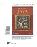 Introduction to Java Programming  Brief Version  Student Value Edition Plus MyProgrammingLab with Pearson EText   Access Card Package PDF