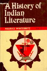 A History of Indian Literature