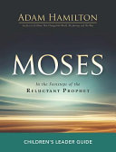 Moses Children S Leader Guide Book PDF