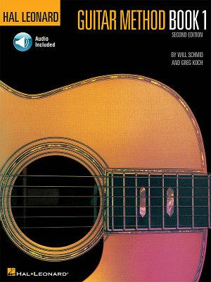 Hal Leonard Guitar Method Book 1 with Audio PDF