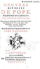 Oeuvres diverses de Pope: Volume3