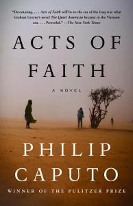 Acts of Faith Book