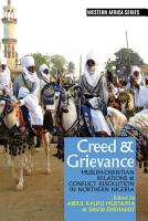 Creed   Grievance PDF
