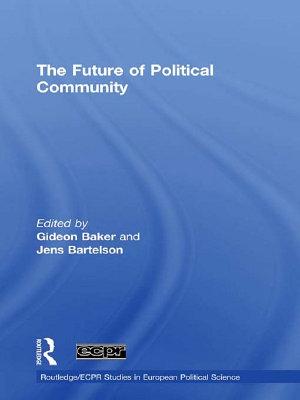 The Future of Political Community PDF