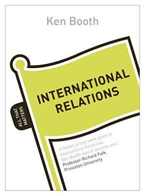 International Relations  All That Matters PDF