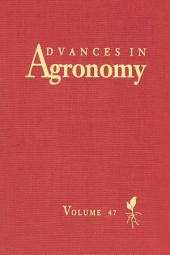 Advances in Agronomy: Volume 47