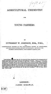 Agricultural chemistry for young farmers