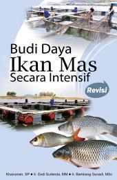 Budi Daya Ikan Mas secara Intensif