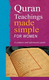 Quran Teaching Made Simple for Women (Goodword)