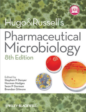 Hugo and Russell s Pharmaceutical Microbiology PDF