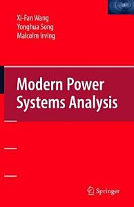 Modern Power Systems Analysis