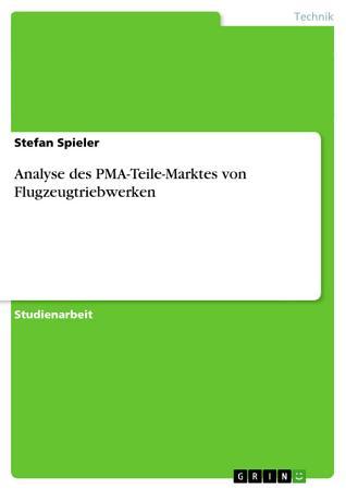 Analyse des PMA Teile Marktes von Flugzeugtriebwerken PDF