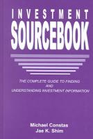 Investment Sourcebook PDF