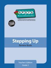 Spots for MATH - Stepping Up - Teacher's Edition Booklet: Grade 2