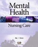Mental Health Book PDF