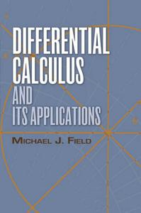 Differential Calculus and Its Applications Book