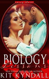 Biology Lessons (older man student/teacher romantic erotic short)