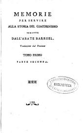 Memorie per servire alla storia del Giacobinismo