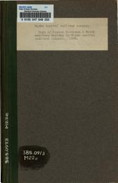 Copy of Lease: European & North American Railway to Maine Central Railroad Company. August 31, 1882