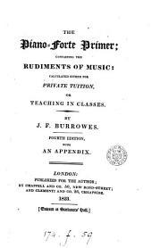 The piano-forte primer